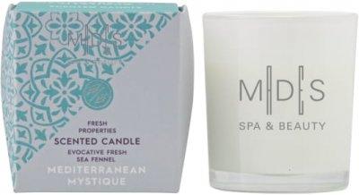 Парфумована свічка Mades Cosmetics Таємниці Середземномор'я 160 г (8714462095215)