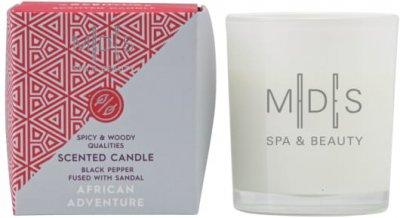 Парфумована свічка Mades Cosmetics Африканські пригоди 160 г (8714462095192)