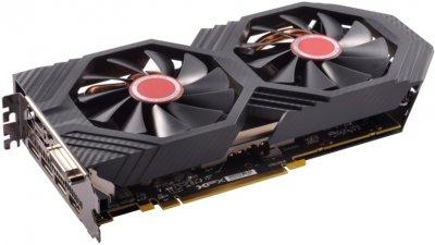 XFX PCI-Ex Radeon RX 580 GTS XXX Edition 4GB GDDR5 (256bit) (1366/7000) (DVI, HDMI, 3 x DisplayPort) (RX-580P4DFD6)