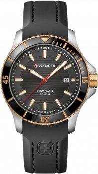 Чоловічий годинник Wenger W01.0641.126