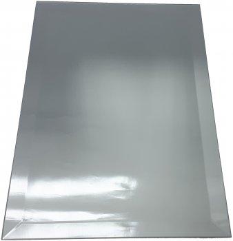 Зеркальная плитка UMT 400х600 мм фацет 15 мм серебро (ПФС 400-600)