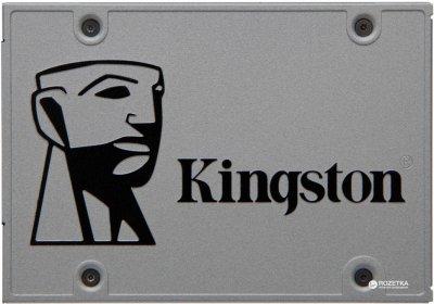 """Kingston SSD Upgrade Kit UV500 1.92TB 2.5"""" SATAIII 3D NAND TLC (SUV500B/1920G)"""