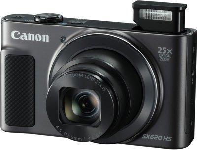 Фотоапарат Canon PowerShot SX620 HS Black (1072C014AA) Офіційна гарантія!