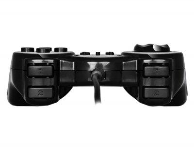 Проводной геймпадSven GC-150 PC Black (00700043)