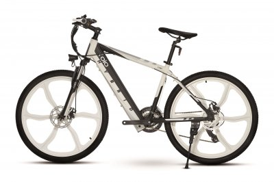 Електровелосипед OIO CITY BIKE Model X White