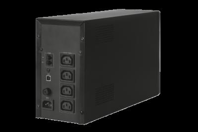 Джерело безперебійного живлення Trust Axxon 1300VA UPS with LCD display (20449)