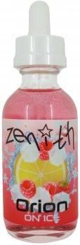 Рідина для електронних сигарет Zenith Orion on Ice 3 мг 60 мл (Лимонад + малина + лід) (Z-OI-60-3)