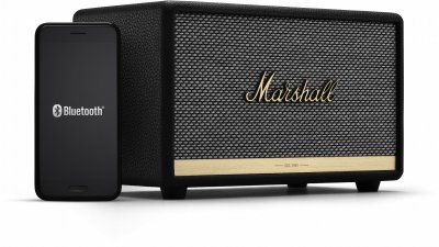 Акустична система Marshall Louder Speaker Stanmore II Bluetooth Black (1001902)