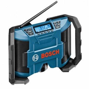 Радіо AM/FM для будівельних майданчиків Bosch Professional GML 10,8 V-Li (0601429200)