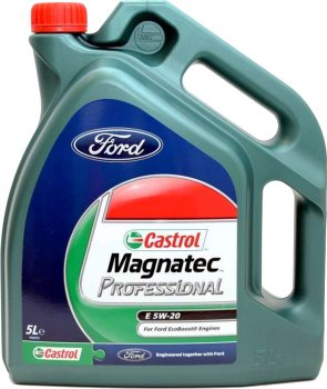 Моторна олива Castrol Magnatec Professional Ford 5W-20 5 л (151A95)