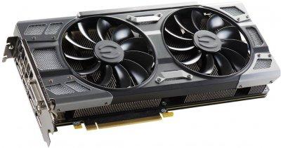 EVGA PCI-Ex GeForce GTX 1080 FTW Gaming ACX 3.0 8GB GDDR5X (256bit) (1721/10000) (DVI, HDMI, 3 x DisplayPort) (08G-P4-6286-KR)