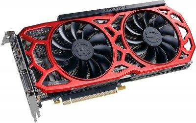 EVGA PCI-Ex GeForce GTX 1080 Ti SC2 Elite Red Gaming 11GB GDDR5X (352bit) (1556/11016) (DVI, HDMI, 3 x DisplayPort) (11G-P4-6693-K5)