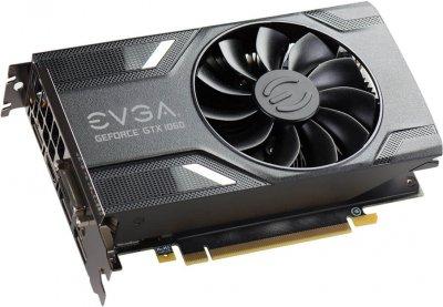 EVGA PCI-Ex GeForce GTX 1060 Gaming 3GB GDDR5 (192bit) (1506/8008) (DVI, HDMI, 3 x DisplayPort) (03G-P4-6160-KR)