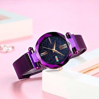 Часы наручные Starry Sky Watch женские фиолетовые PPU-189661
