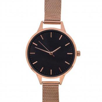 Жіночий наручний годинник Kiomi eezyy Gold Black PPU-188643