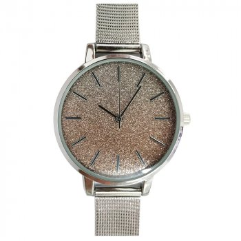 Жіночий наручний годинник EvenOdd caiyy Silver PPU-189117
