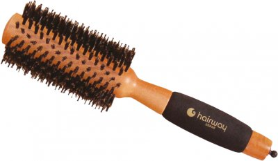 Брашинг сплошной Hairway с разделителем 60 мм (06048) (4250395401708)