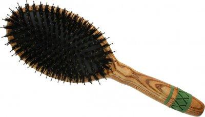 Щетка массажная Hairway Flexion 13-рядная овальная (08270) (4250395406161)