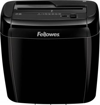 Шредер Fellowes 36C 6 аркушів 4х40 мм 12 л (f.U4700301)