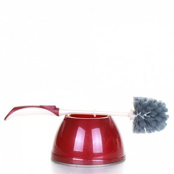 Ершик туалетный Prestige Миди, красный (AS 45850)