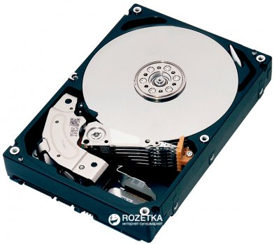 Жорсткий диск Toshiba Enterprise Capacity 12TB 7200rpm 256MB MG07ACA12TE 3.5 SATA III