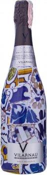 Вино игристое Vilarnau Sleever Brut Reserva белое брют 0.75 л 11.5% (8410023016308)