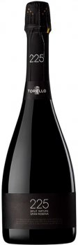 Вино игристое Torelló 225 Brut Nature Gran Reserva белое брют 0.75 л 11.5% (8424518000048)