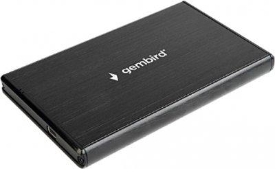 "Внешний карман Gembird для HDD 2.5"" SATA USB 3.0 Black (EE2-U3S-3)"