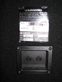 Yamaha BR15