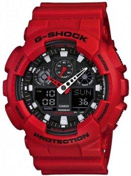 Чоловічі годинники Casio GA-100B-4AER