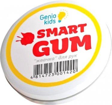 Умный пластилин Genio Kids Smart Gum Жёлтый (HG01) (4814723001420-1)