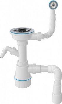 Кухонна мийка GLOBUS LUX OHara 770х500 пісочний (000021077)