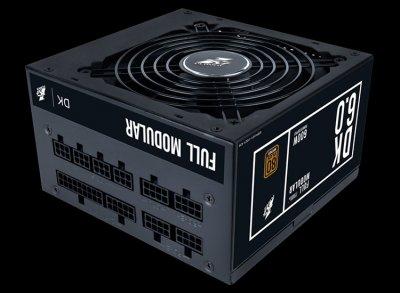 1STPLAYER PS-600AX DK6.0 Modular 600W (PS-600AXDK6.0-FM)