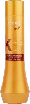 Бальзам для волос Amalfi Keratin Argan 1000 мл (8414227050205)