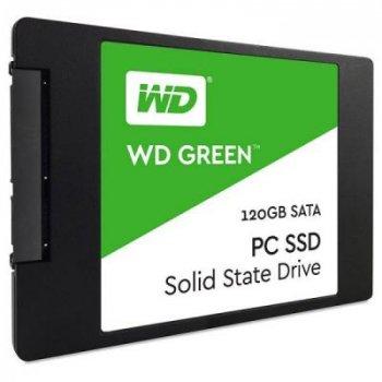 Накопичувач SSD 120GB 2.5 Western Digital (WDS120G2G0A)