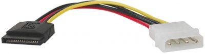Кабель живлення Tripp Lite Power Cable - 26 AWG SATA - Molex 0.15 м (P944-06I)