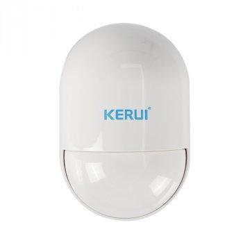 Бездротовий датчик руху з імунітетом до тварин Kerui P829 для GSM сигналізації