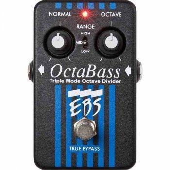 Бас-гітарна / гітарна педаль ефектів EBS OctaBass (Без коробки) - 17-13-25-1