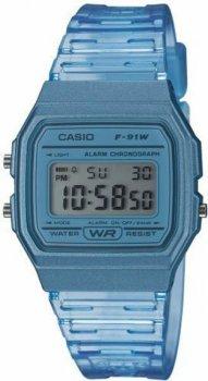 Чоловічі годинники Casio F-91WS-2EF