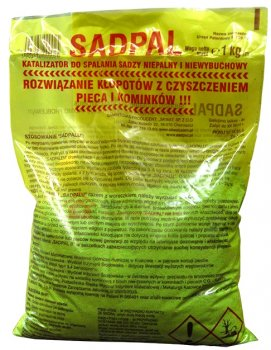 Очиститель дымохода от сажи SADPAL (1кг)