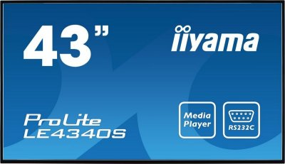 Iiyama LE4340S-B1 ProLite