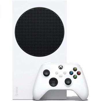 Microsoft Xbox Series S 512Gb + FIFA 21 (русская версия) + доп. Wireless Controller with Bluetooth (Robot White)