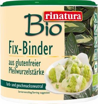 Крахмал Rinatura загуститель без глютена органический 125 г (4013200256982)