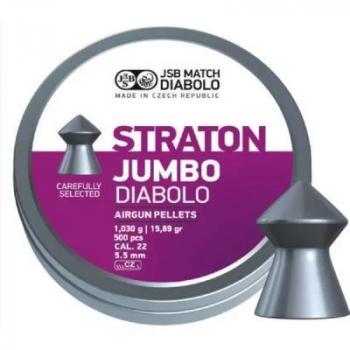 Пули пневм JSB Diablo Jumbo Straton
