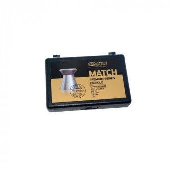 Пули для пневматического оружия JSB Match Premium HW 4,49 мм