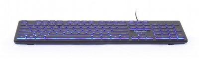 Клавіатура дротова Gembird KB-UML3-01-RU USB (KB-UML3-01-RU)