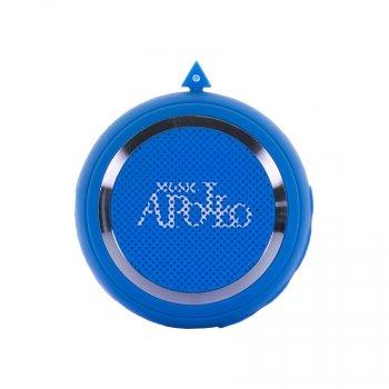 Портативная колонка Apollo S-mini Blue