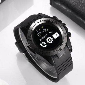 Смарт-годинник Bluetooth Smart Watch SW007 Чорний