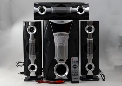 Система акустическая 3.1 Era Ear E-Q3L (60 Вт) Era