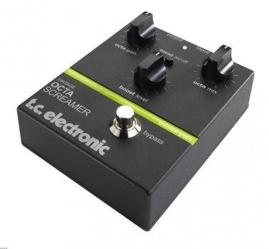 Педаль эффектов TC Electronic Vintage Octascreamer (240729)